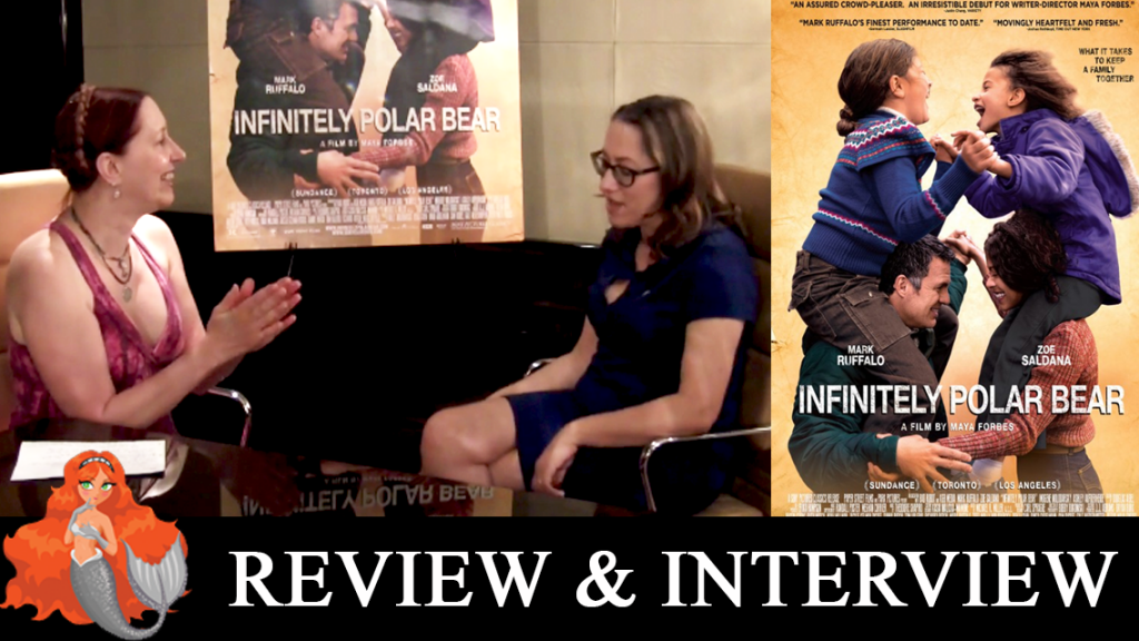 infinitely polar bear review and interview thumbnail