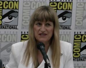 Catherine Hardwicke on the SDCC 2016 Women Rocking Hollywood panel