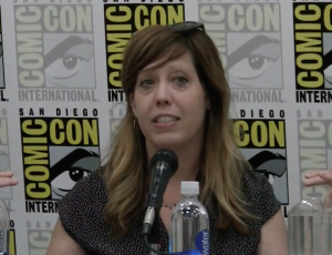 Kirsten Schaffer on the SDCC 2016 Women Rocking Hollywood panel