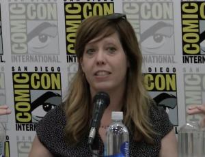 Kirsten Schaffer on the SDCC 2016 Women Rocking Hollywood panel