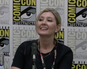 Deborah Snyder on the SDCC 2016 Women Rocking Hollywood panel