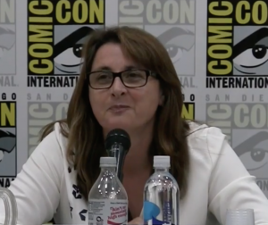 Victoria Alonso on the SDCC 2016 Women Rocking Hollywood panel